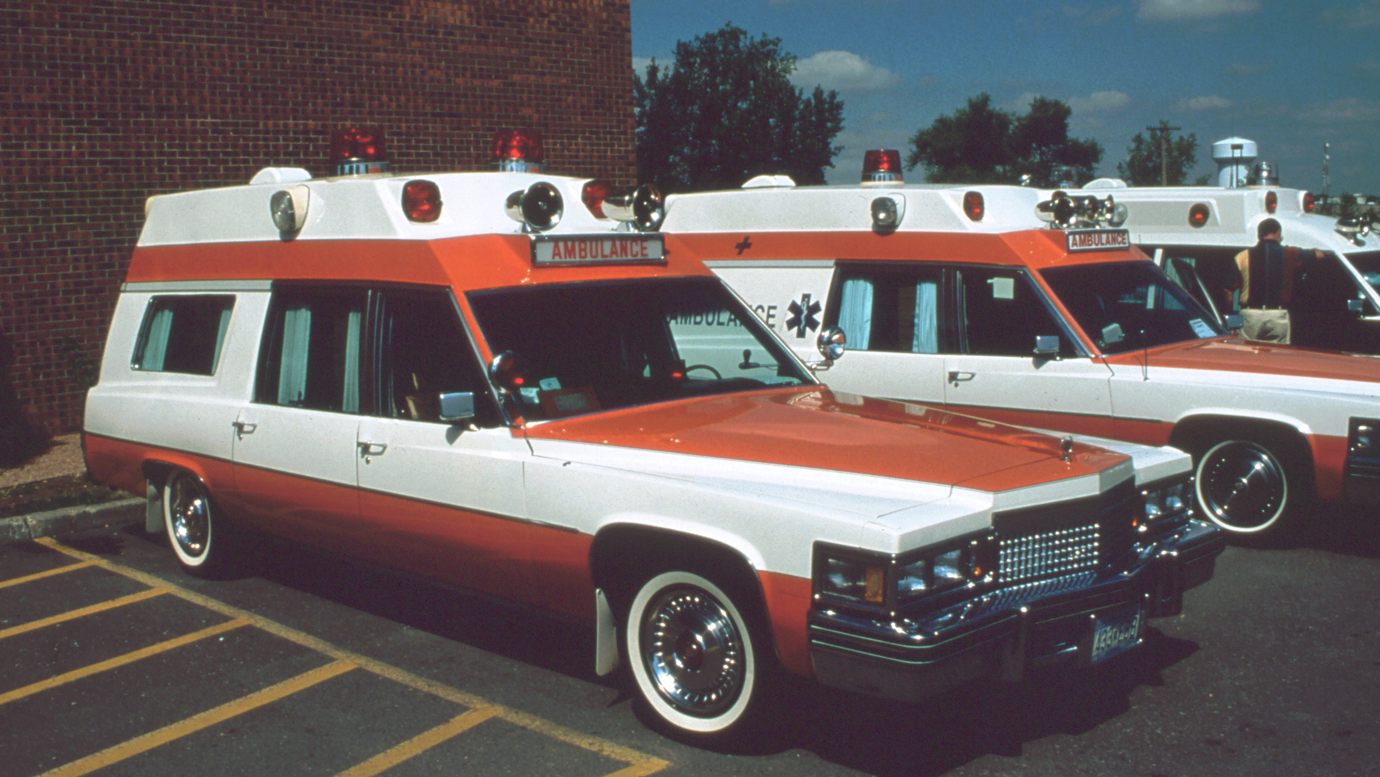 Dr. Roger White's Cadillac